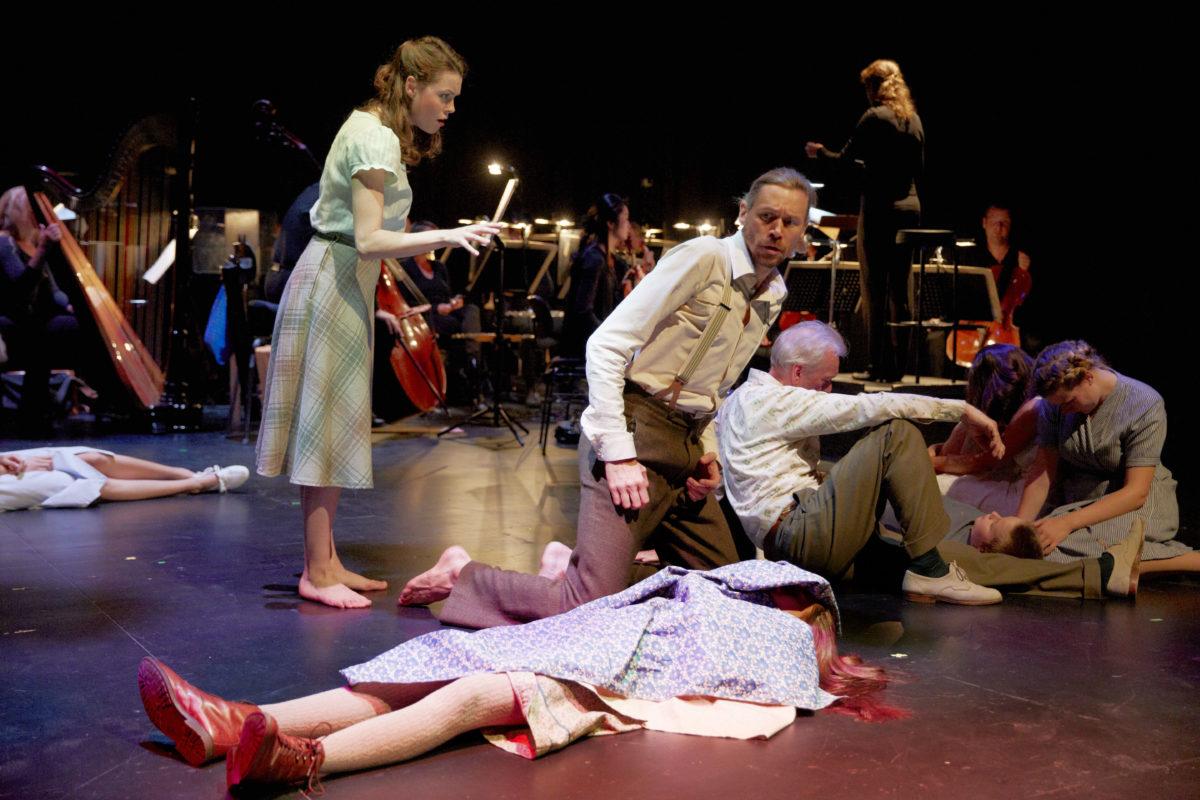 """Tief berührend: """"Weiße Rose"""" in der Brechtbühne"""