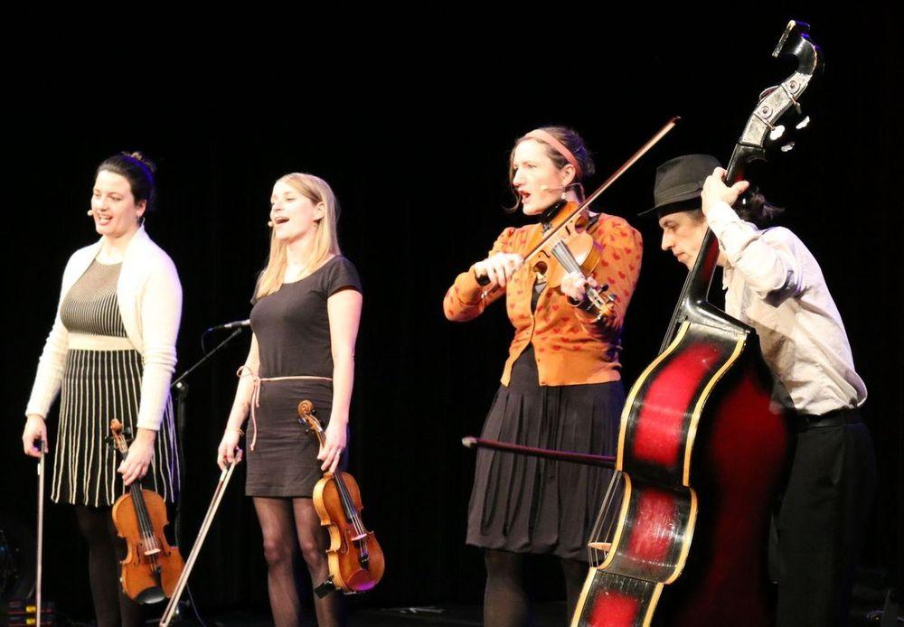 Volksmusik – und dann doch was ganz anderes