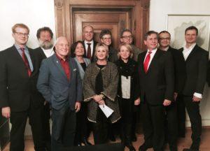 """Stadt Augsburg Referat OB Projekt """"Spenden für die Theatersanierung"""""""