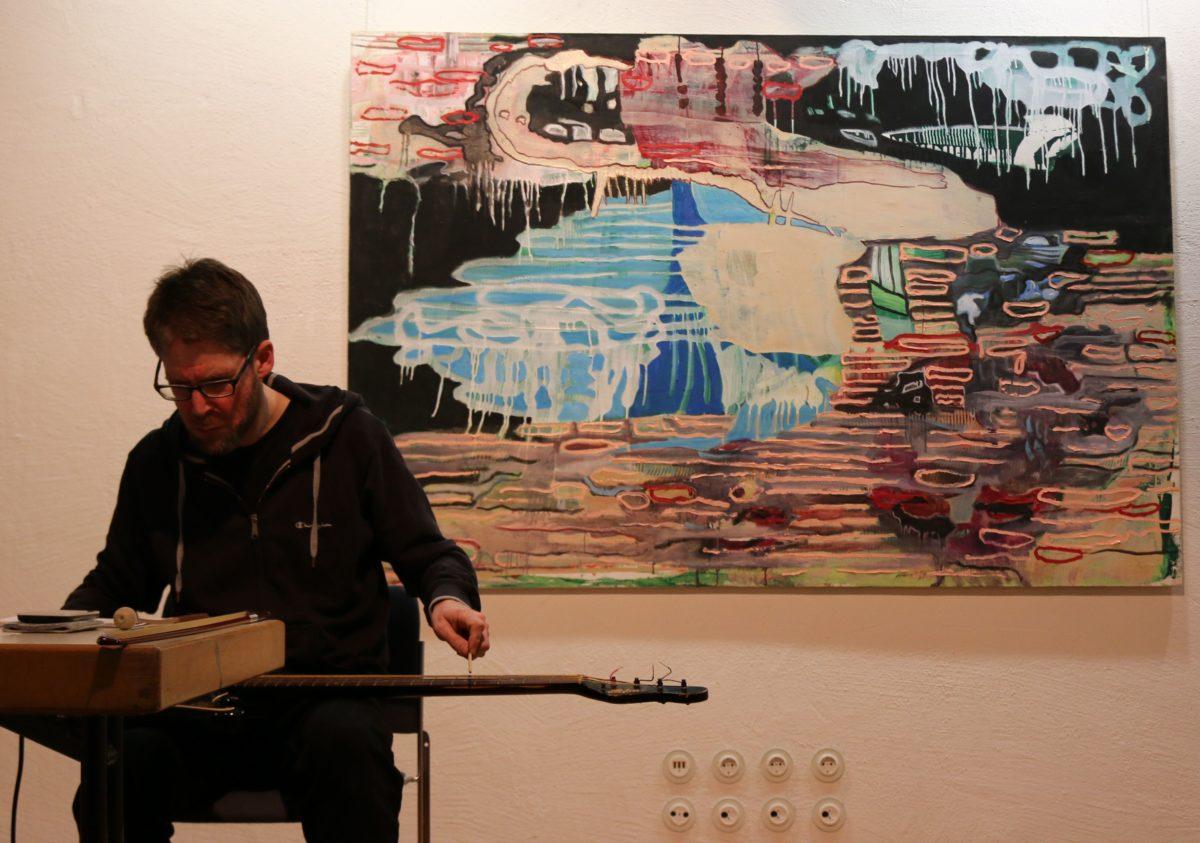 Form, Farbe, Sound: Wie abstrakte Bilder klingen